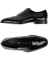 Tod's   Lace-up Shoe   Lyst