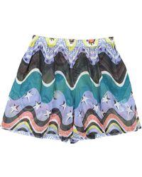 M Missoni Shorts & Bermuda Shorts - Purple