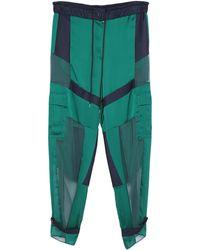 Sacai Pantalone - Verde