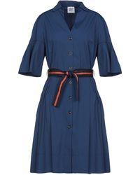 Cinzia Rocca Knee-length Dress - Blue