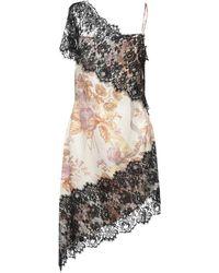 Christopher Kane Short Dress - Natural