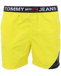 Tommy Hilfiger Swimming Trunks - Yellow