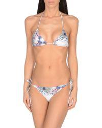 Philipp Plein Bikini - White