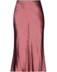 Vince - 3/4 Length Skirt - Lyst