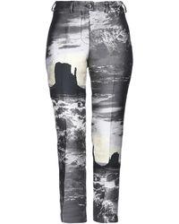 Giamba Trousers - Grey