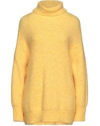 WEILI ZHENG Turtleneck - Yellow