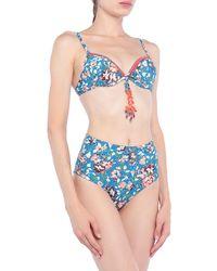 Olivia Bikini - Blau