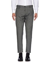 Officina 36 - Casual Trouser - Lyst