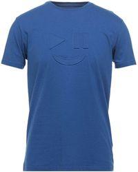 Manuel Ritz T-shirt - Blu