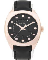 Gucci Armbanduhr - Schwarz