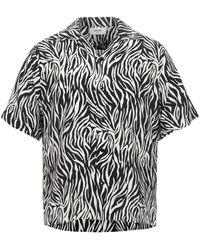 Celine Camisa - Negro