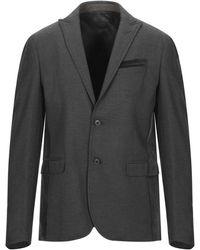 Dondup Suit Jacket - Gray