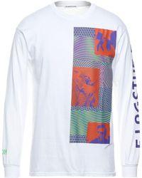 Flagstuff T-shirt - Blanc