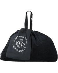MASTRICAMICIAI Handtaschen - Schwarz