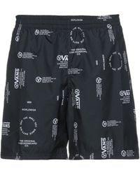 Vans Shorts e bermuda - Nero