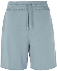 8 by YOOX Shorts & Bermuda Shorts - Blue