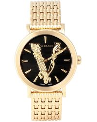Versace Armbanduhr - Schwarz