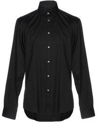 Brian Dales Camisa - Negro