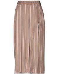 DV ROMA - 3/4 Length Skirt - Lyst