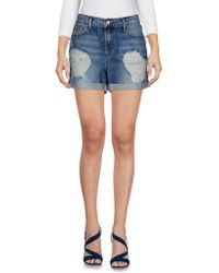 J Brand Denim Shorts - Blue