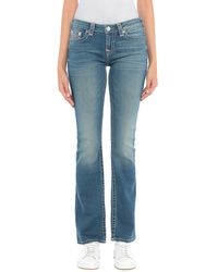 True Religion - Pantaloni jeans - Lyst