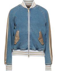 Gas Jacket - Blue
