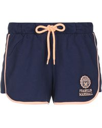 Franklin & Marshall Shorts - Blue