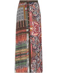 Desigual Long Skirt - Black