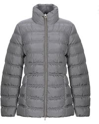 Geox Synthetic Down Jacket - Gray