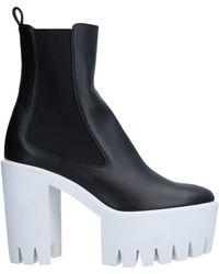 Stella McCartney Ankle Boots - Black