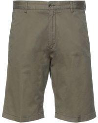 Paul & Shark Shorts & Bermuda Shorts - Green