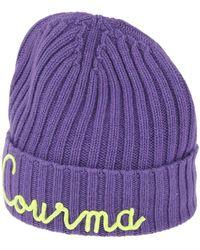 Mc2 Saint Barth Hat - Purple