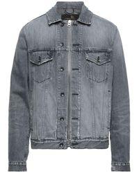 PRPS Denim Outerwear - Grey