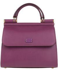 Dolce & Gabbana Handbag - Purple