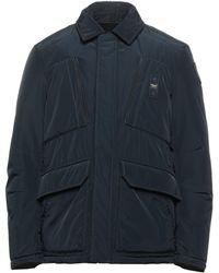 Blauer Coat - Blue