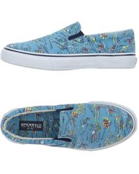 Sperry Top-Sider Trainers - Blue