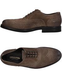 Brighton Zapatos de cordones - Marrón