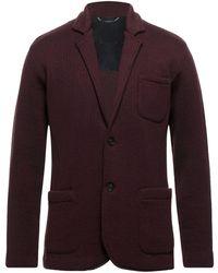 Altea Suit Jacket - Purple