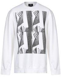 CALVIN KLEIN x ANDY WARHOL Sweatshirt - Weiß