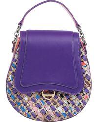 Emilio Pucci Handbag - Purple