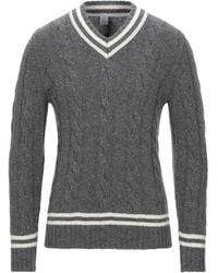 Eleventy Sweater - Gray