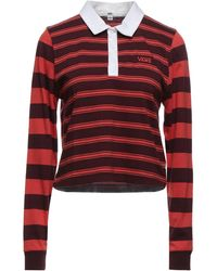Vans Polo Shirt - Red