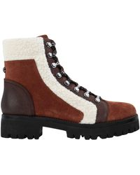 Steve Madden Ankle Boots - Brown