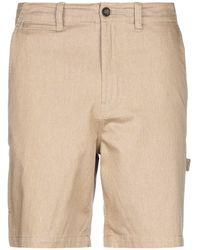 Saturdays NYC Shorts & Bermuda Shorts - Natural