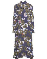 Dorothee Schumacher Midi Dress - Multicolour