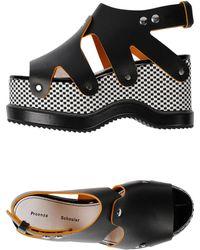 Proenza Schouler - Sandals - Lyst