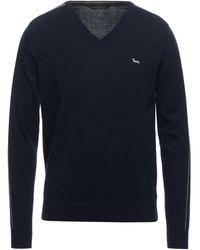 Harmont & Blaine Sweater - Blue