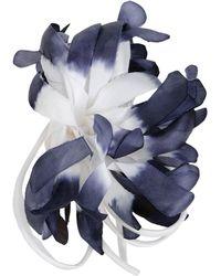 P.A.R.O.S.H. Brooches - Blue