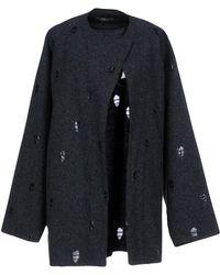 FEDERICA TOSI Overcoat - Gray