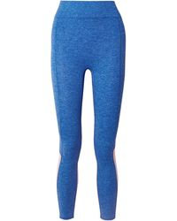We Over Me Leggings - Bleu